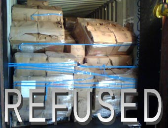 Has your freight ever been refused?