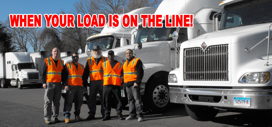 When Your Load is On The Line, Count on ICC Trucking